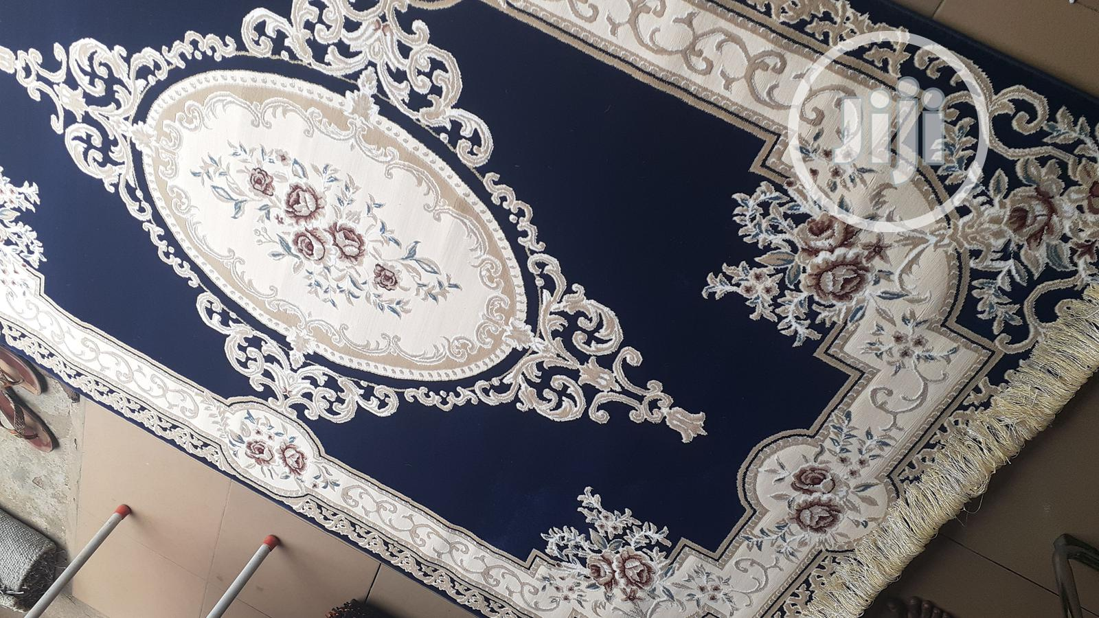 Archive: Brand New Imported Arabian Center Rug.