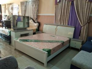Brand New Imported Bed Set .   Furniture for sale in Lagos State, Badagry