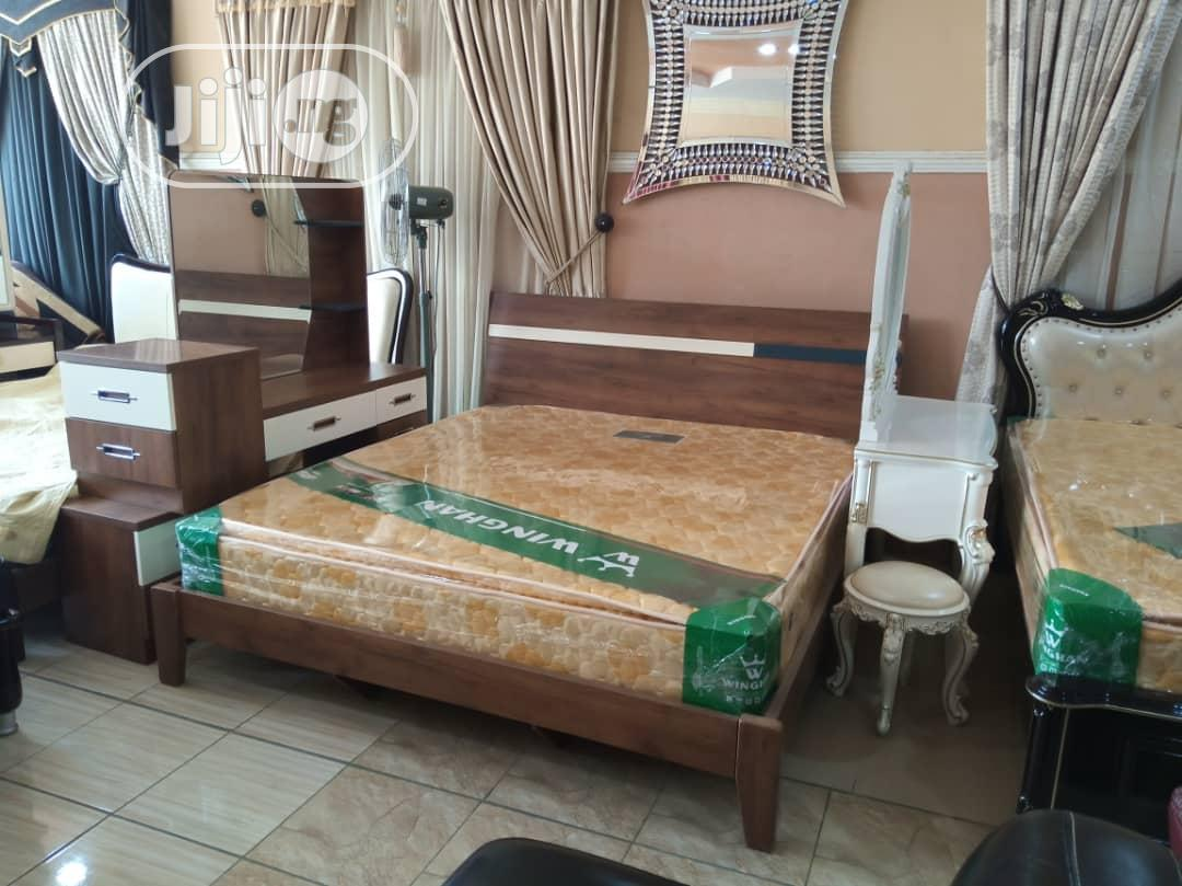 Brand New Imported Bed Set .   Furniture for sale in Badagry, Lagos State, Nigeria