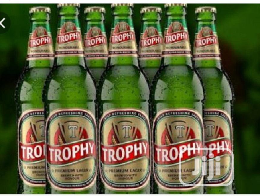 Trophy Bottle Drink For Truck Supply