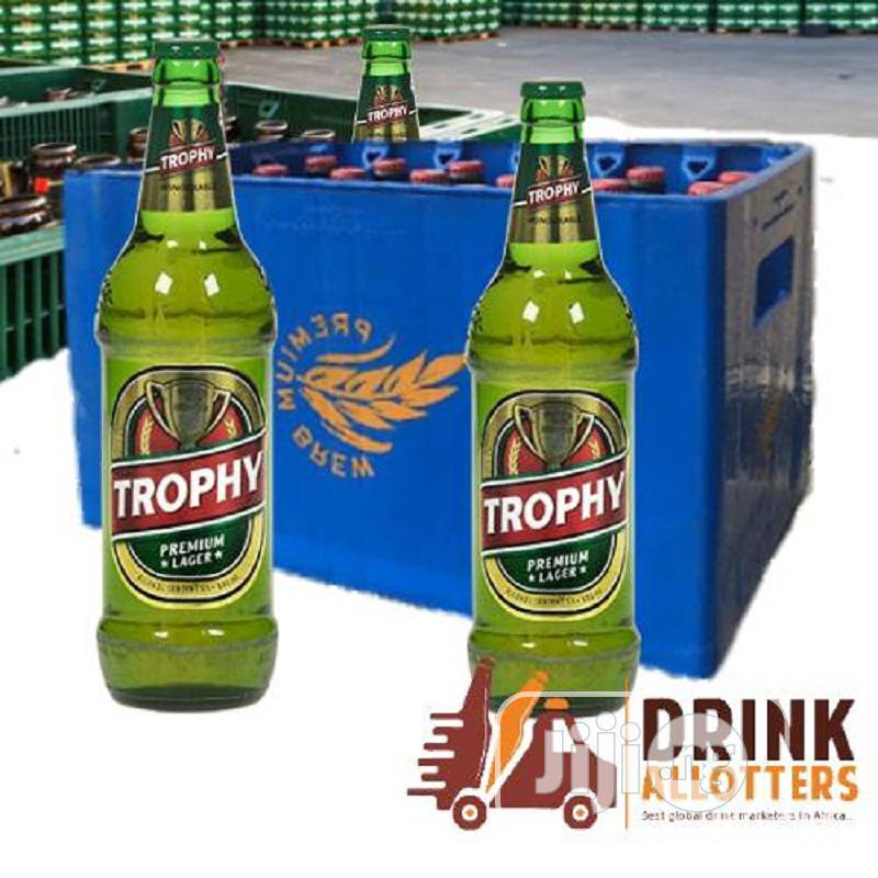 Beer Crate Drink Trophy