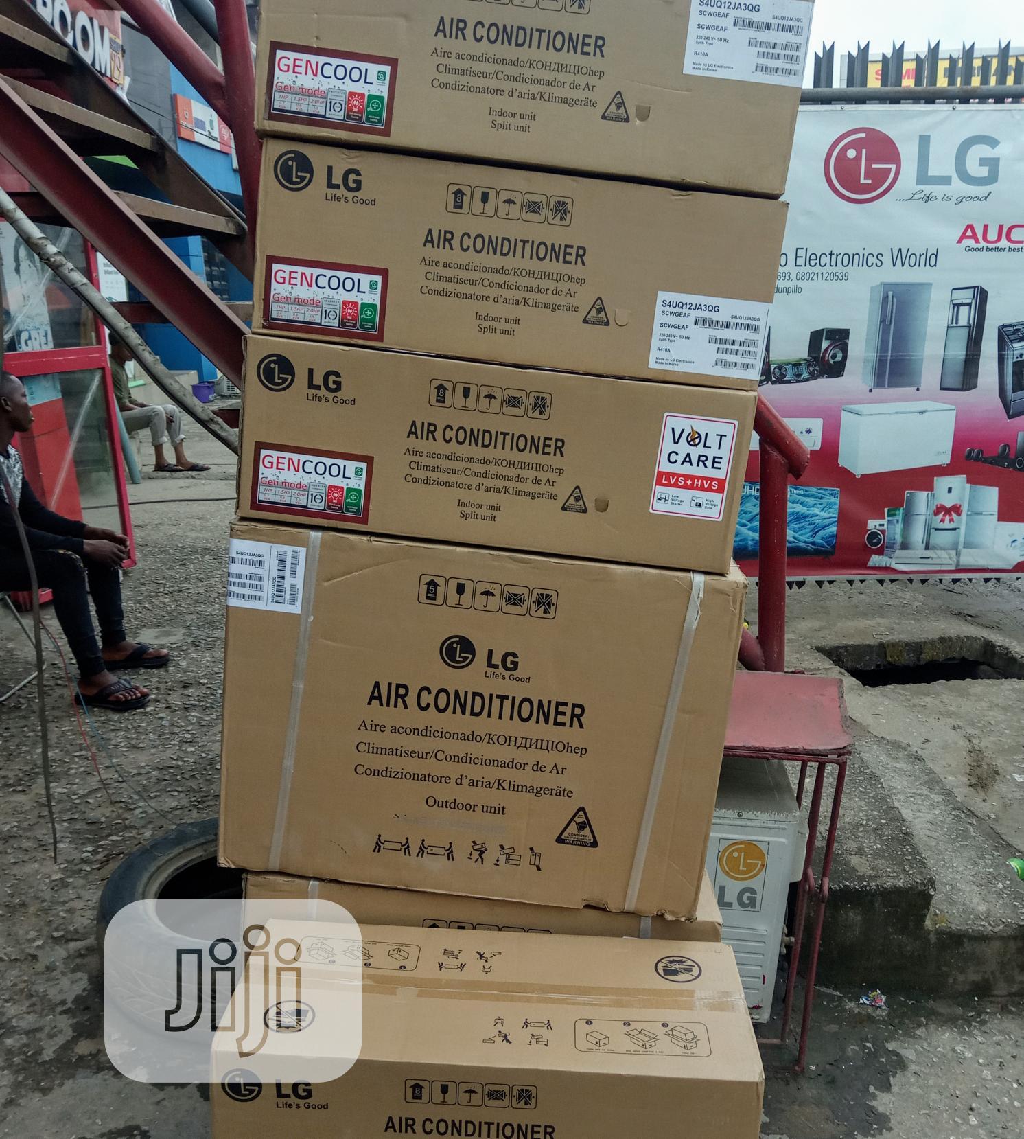 New Original} LG 1.5hp {Dual Inverter}AC Energy Cooling ++