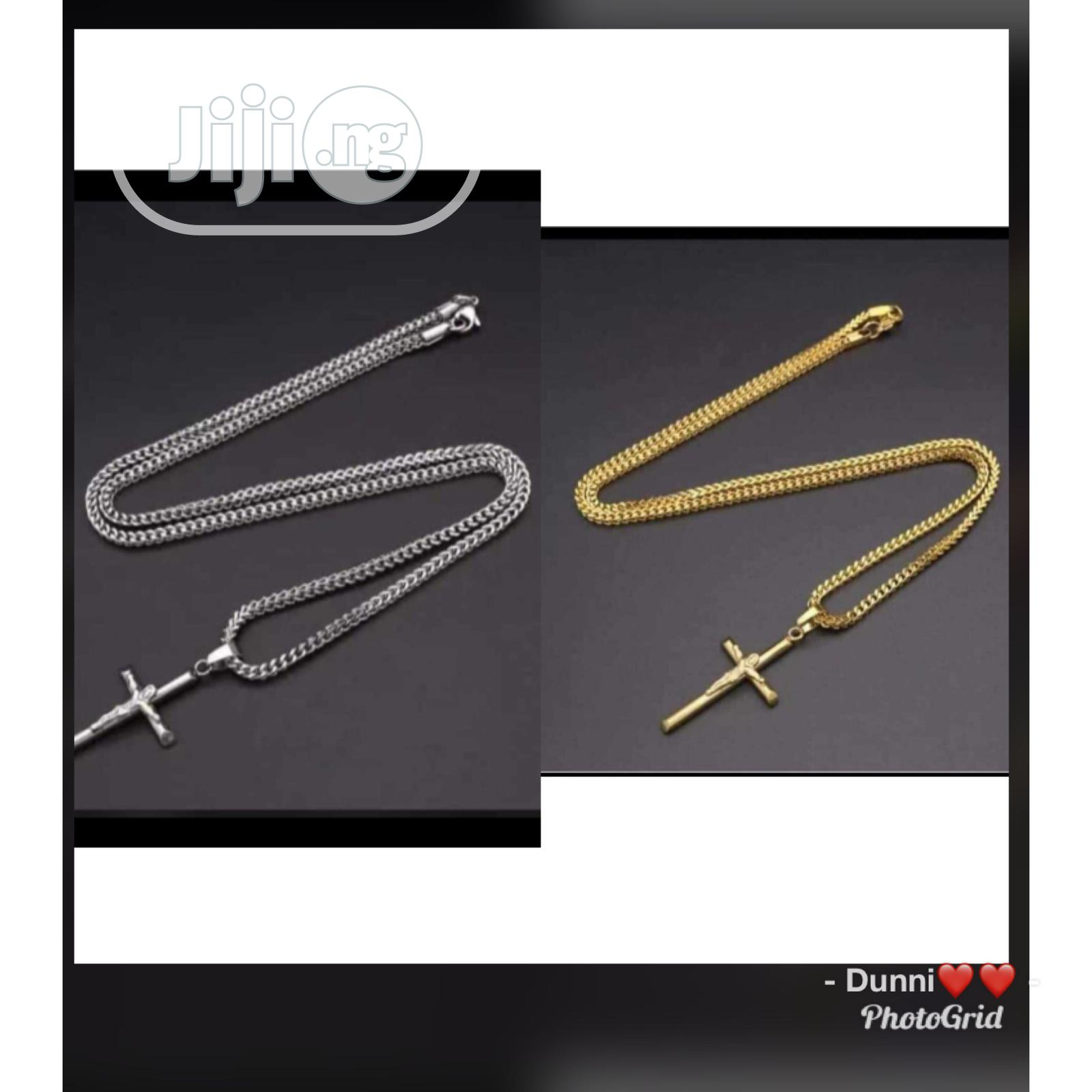 Chain And Pendant | Jewelry for sale in Lagos Island (Eko), Lagos State, Nigeria