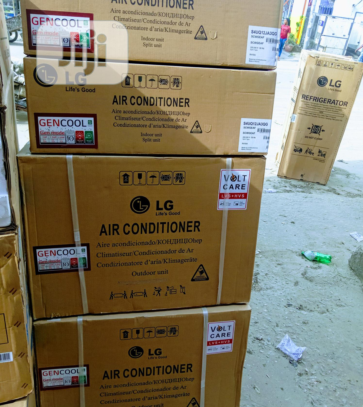 Original Dual Inverter} LG 1.5hp Air Condition Super Cooling