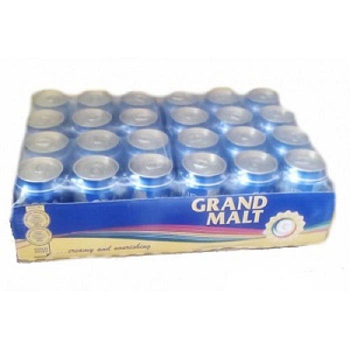 Can Grand Malt