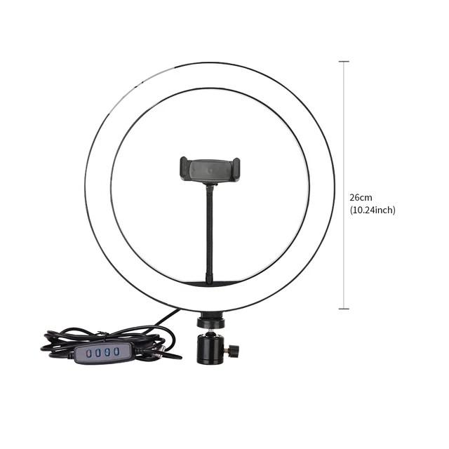 10 Inch Selfie Light Stick With Led Ring Light Tripod Stand | Accessories for Mobile Phones & Tablets for sale in Ajah, Lagos State, Nigeria