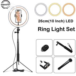 10 Inch Selfie Light Stick With Led Ring Light Tripod Stand | Accessories for Mobile Phones & Tablets for sale in Lagos State, Ajah