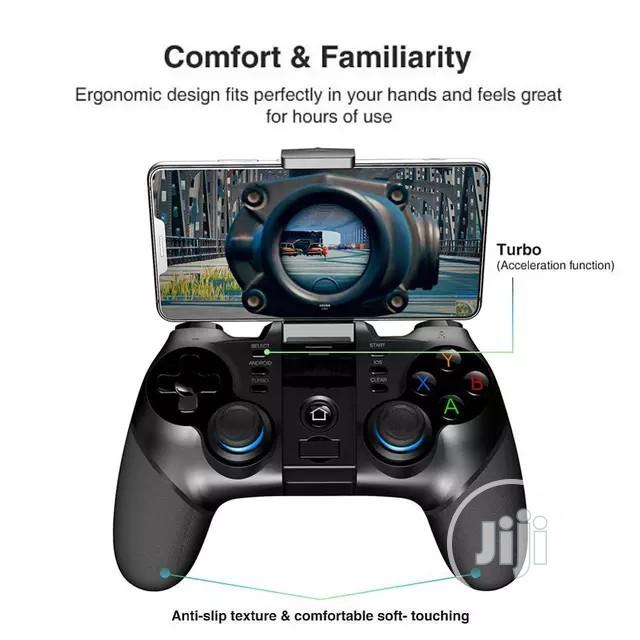 Bluetooth Wireless Joypad Game Controller | Accessories for Mobile Phones & Tablets for sale in Lekki, Lagos State, Nigeria