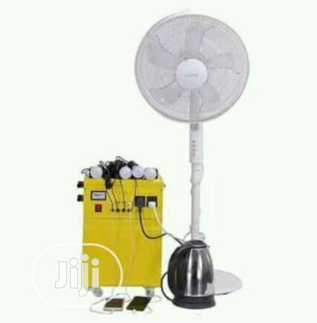 All In One Solar Generator Is Available