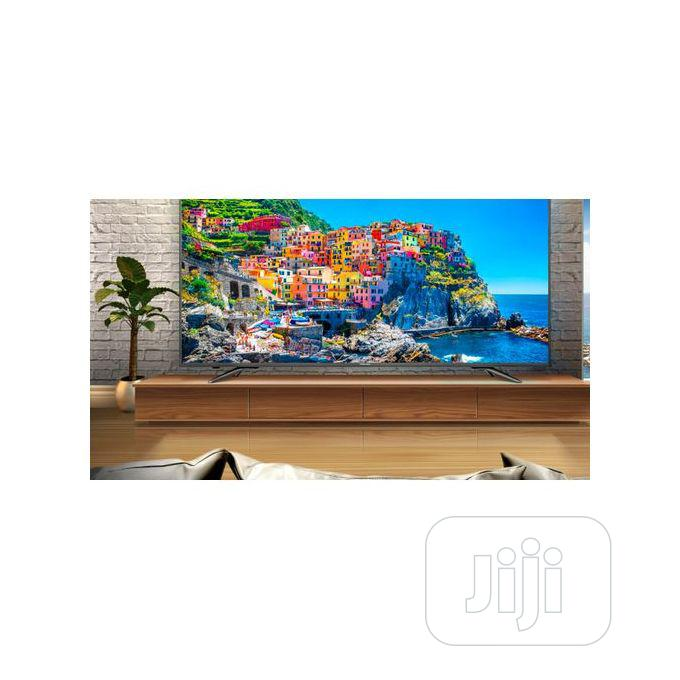 Archive: TCL 55-inch 4K UHD Smart Curved TV + 12 Months Warranty