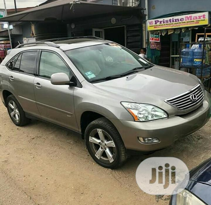 Lexus RX 2005 Gray | Cars for sale in Ikeja, Lagos State, Nigeria