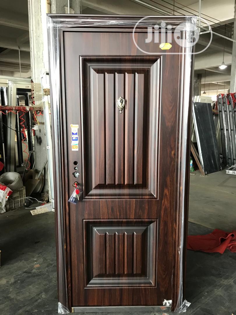 Archive: American Steel Door