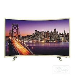 "Polystar 32"" Full Led Hd Netflix Curved Smart Tv   TV & DVD Equipment for sale in Lagos State, Ikeja"