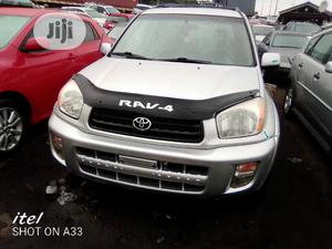 Toyota RAV4 2003 Automatic Silver | Cars for sale in Lagos State, Apapa