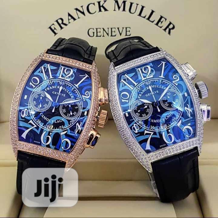 Archive: Frank Muller Wrist Watch