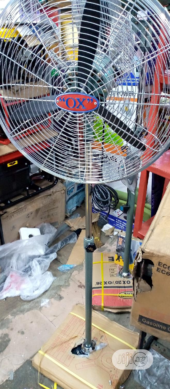 Ox 18' Standing Fan | Home Appliances for sale in Yaba, Lagos State, Nigeria