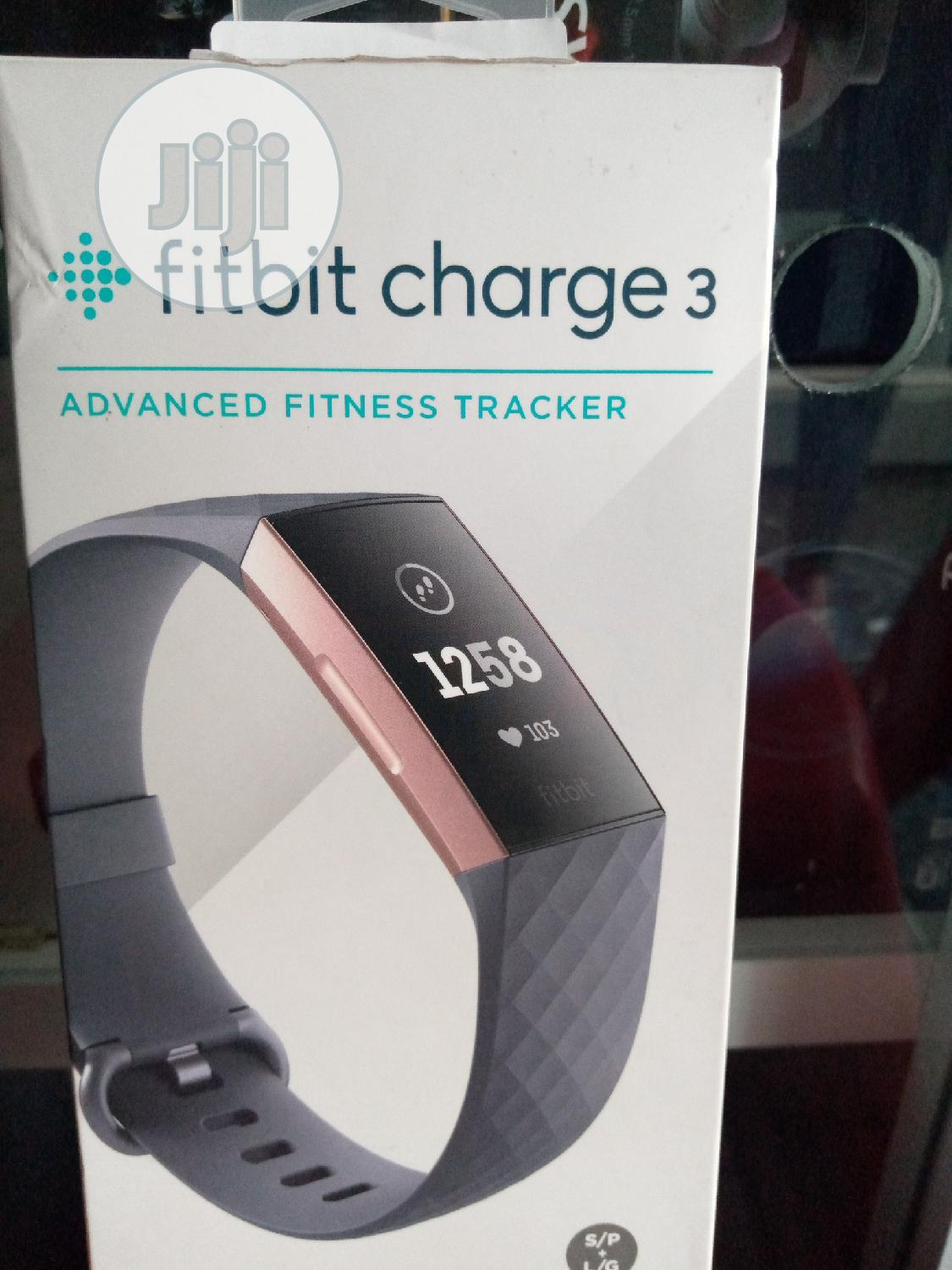 Fitbit Fitness Watch | Smart Watches & Trackers for sale in Ikeja, Lagos State, Nigeria