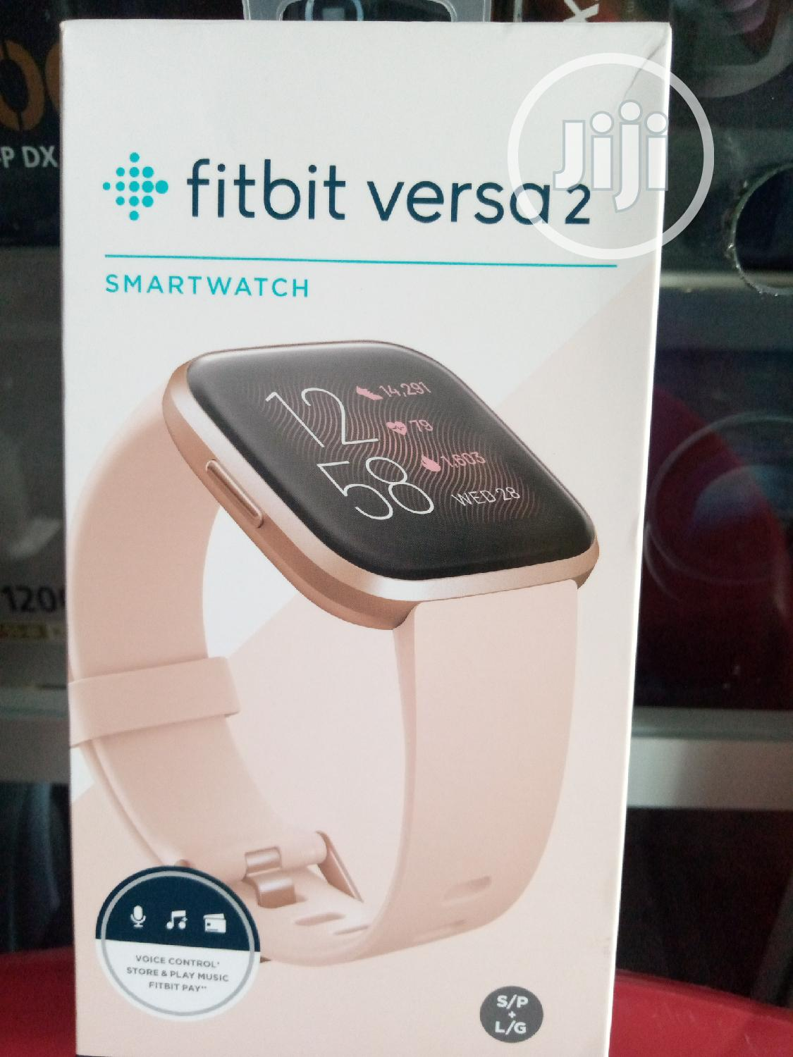 Fitbit Fitness Tracker | Smart Watches & Trackers for sale in Ikeja, Lagos State, Nigeria