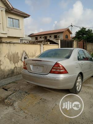 Mercedes-Benz C240 2003 Silver | Cars for sale in Lagos State, Amuwo-Odofin