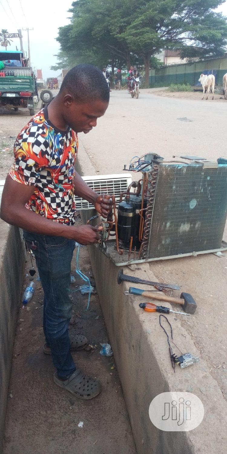 Air Conditioner and Refrigerator Engineer | Repair Services for sale in Ado Ekiti, Ekiti State, Nigeria