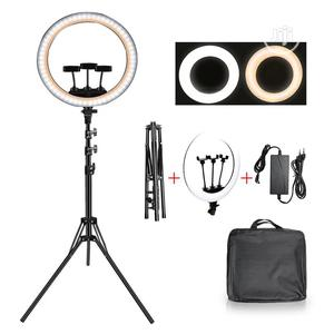 Universal 18inches Ring Light With Tripod Stand | Accessories & Supplies for Electronics for sale in Lagos State, Ajah