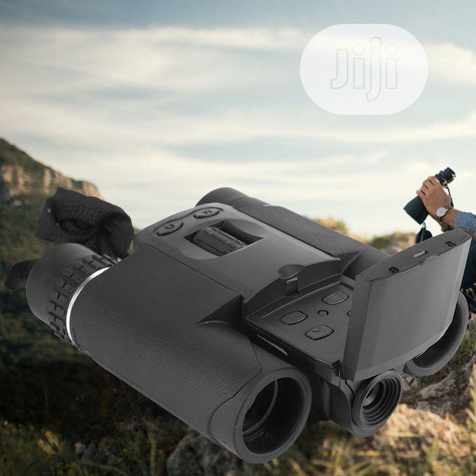 10x25 Digital Camera Binocular