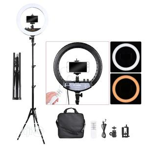 18inch Selfie Ring Light Photo Studi Lighting LED Ring Lamp   Accessories & Supplies for Electronics for sale in Lagos State, Lekki