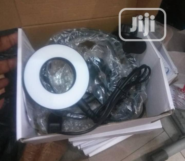 Selfie Ring Light With Phone Holder Stand | Accessories & Supplies for Electronics for sale in Surulere, Lagos State, Nigeria