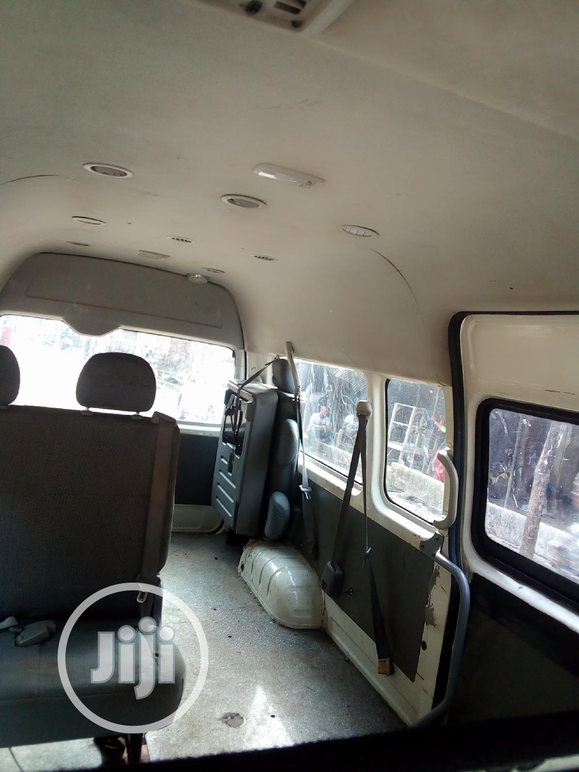 Toyota Hiace 2012 White   Buses & Microbuses for sale in Lekki, Lagos State, Nigeria