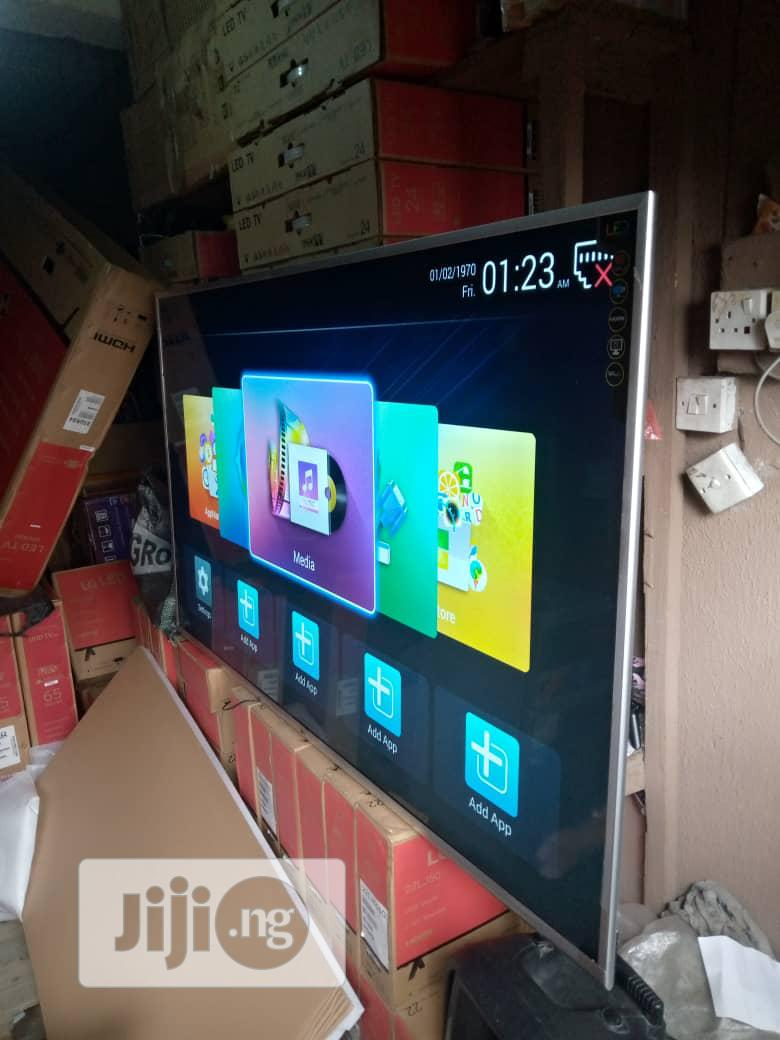 LG 85inches Smart 4K TV