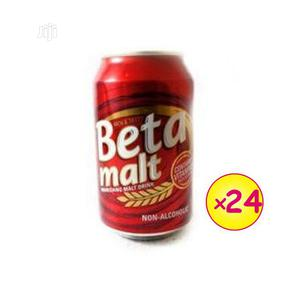 Can Drink Of Beta Malt For Wholesales   Meals & Drinks for sale in Abuja (FCT) State, Maitama