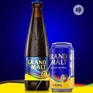 Can Drink Grand Malt For Bulk Supply   Meals & Drinks for sale in Edo State, Benin City