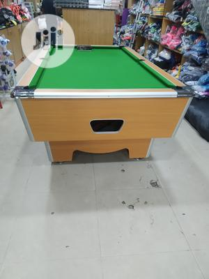 Coin Operated Marble Slate Board 7ft | Sports Equipment for sale in Lagos State, Surulere