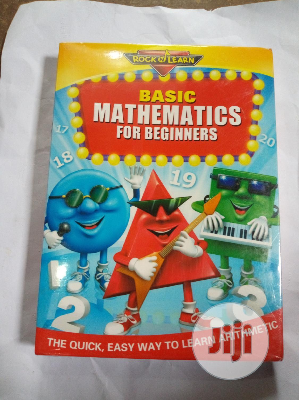 Basic Mathematics For Beginners