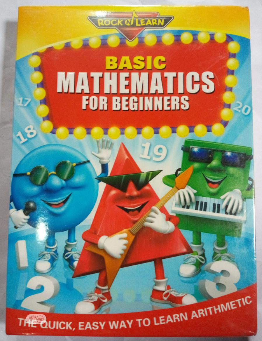 Basic Mathematics For Beginners | CDs & DVDs for sale in Ikeja, Lagos State, Nigeria