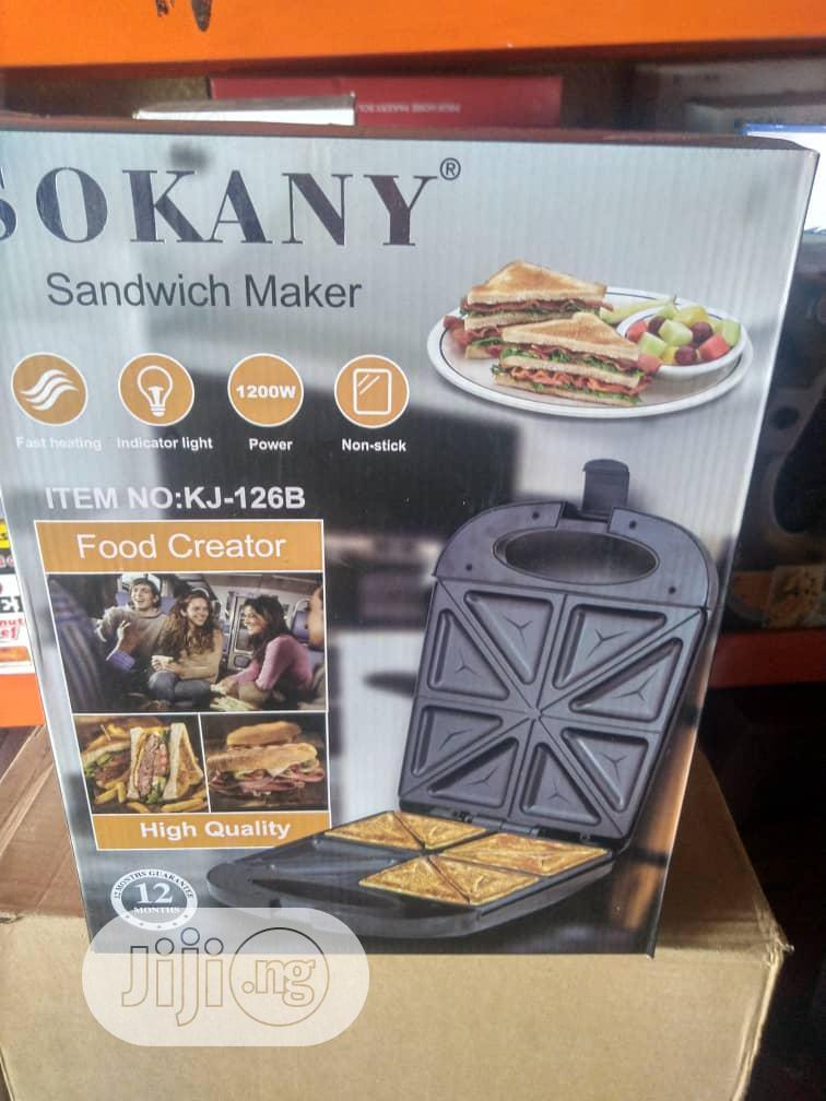 4 Slice Sandwich Maker