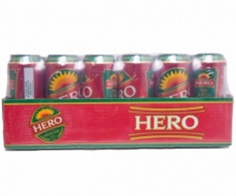 Can Drink Of Hero Brand For Promo Sales