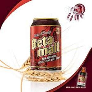 Beta Malt Drinks Can   Meals & Drinks for sale in Abuja (FCT) State, Wuse