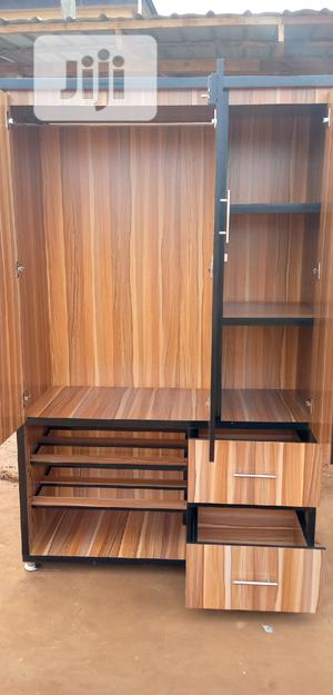 Wardrobe 4by6ft   Furniture for sale in Lagos State, Alimosho