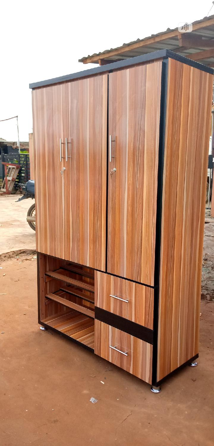 Wardrobe 4by6ft | Furniture for sale in Alimosho, Lagos State, Nigeria