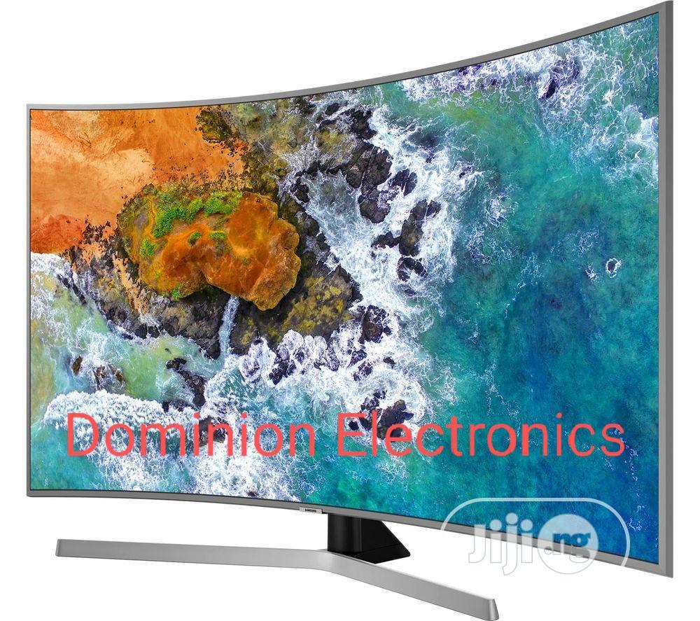 "Original Samsung 65""Inch UHD Smart 4K TV Curved 7series"