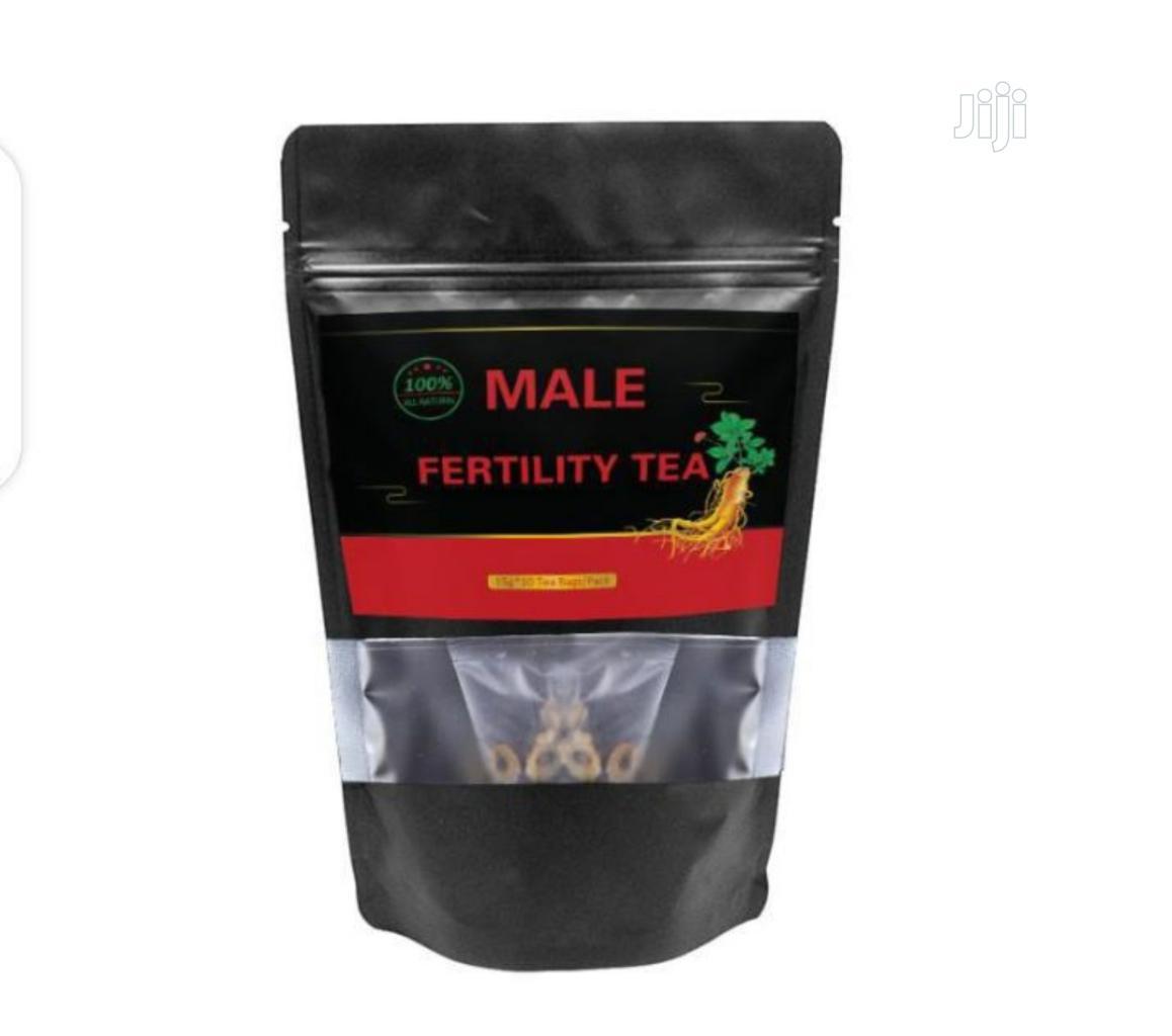 Male Fertility Tea