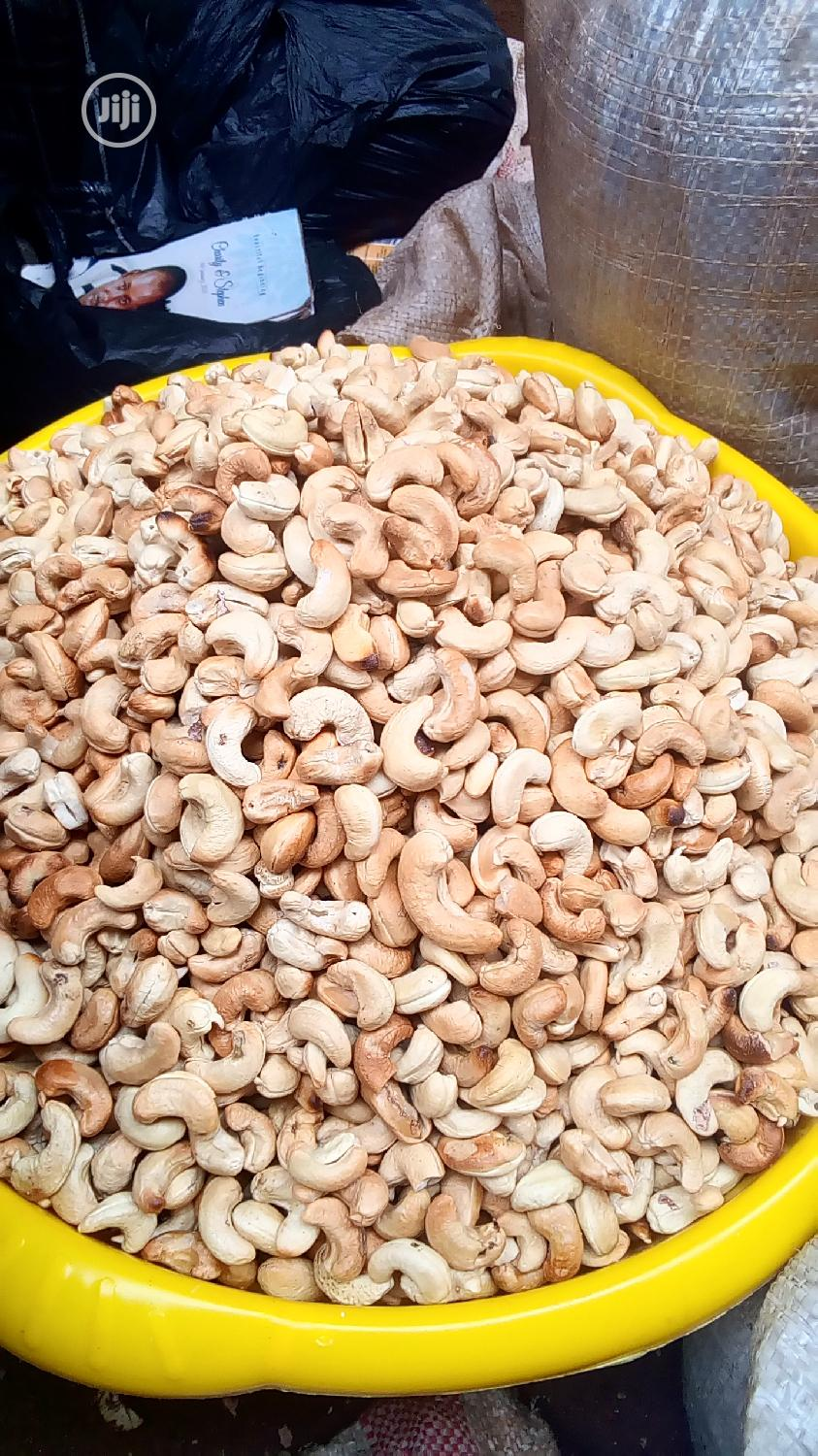 Chiboy Cashew Nuts(Whole Nuts) | Meals & Drinks for sale in Ikorodu, Lagos State, Nigeria