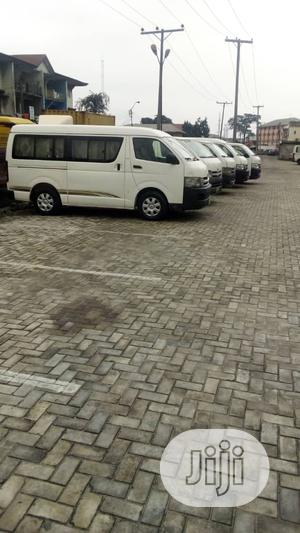 Toyota Hummer Buses For Lease And Hire | Chauffeur & Airport transfer Services for sale in Rivers State, Obio-Akpor