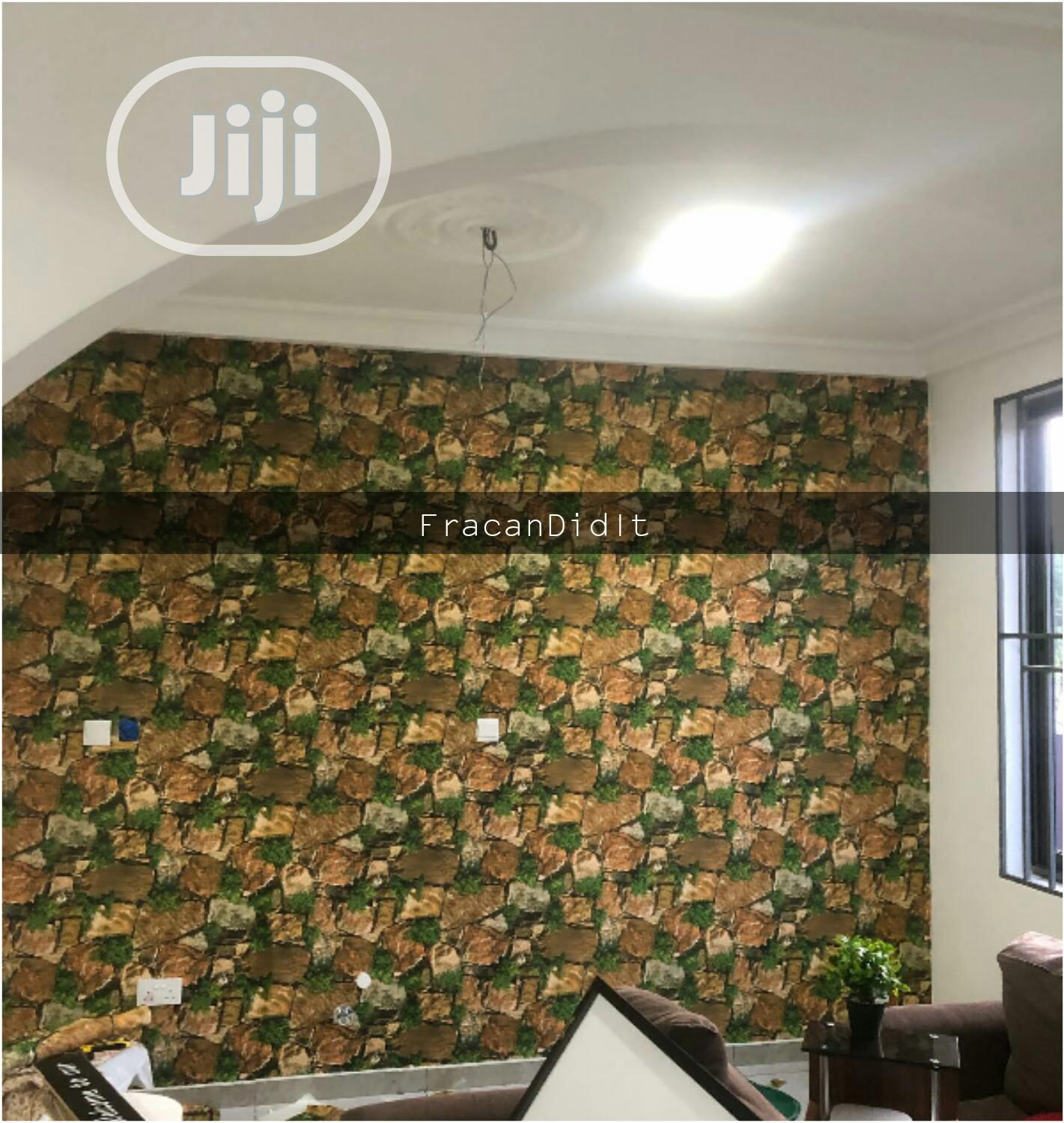 Exquisite Stone Wallpapers Available | Home Accessories for sale in Durumi, Abuja (FCT) State, Nigeria