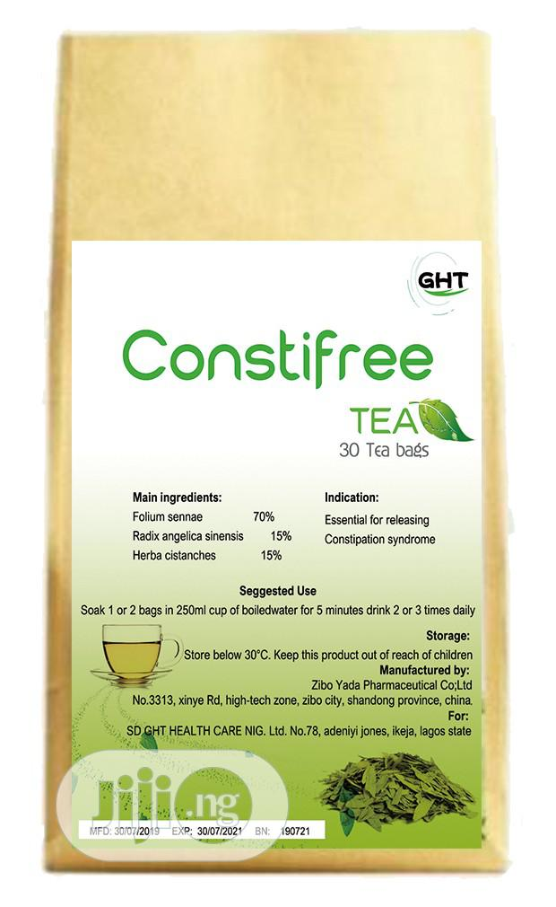 Ght Health Care Constifree Tea In Wuse 2 Vitamins Supplements Benneth Obilor Jiji Ng For Sale In Wuse 2 Buy Vitamins Supplements From Benneth Obilor On Jiji Ng