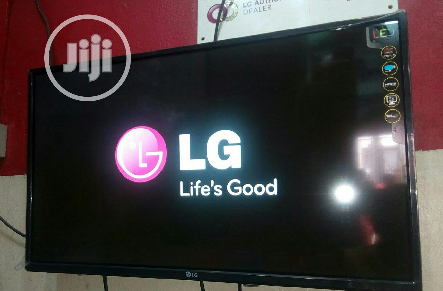 LG 32-Inch LED TV | TV & DVD Equipment for sale in Ikeja, Lagos State, Nigeria