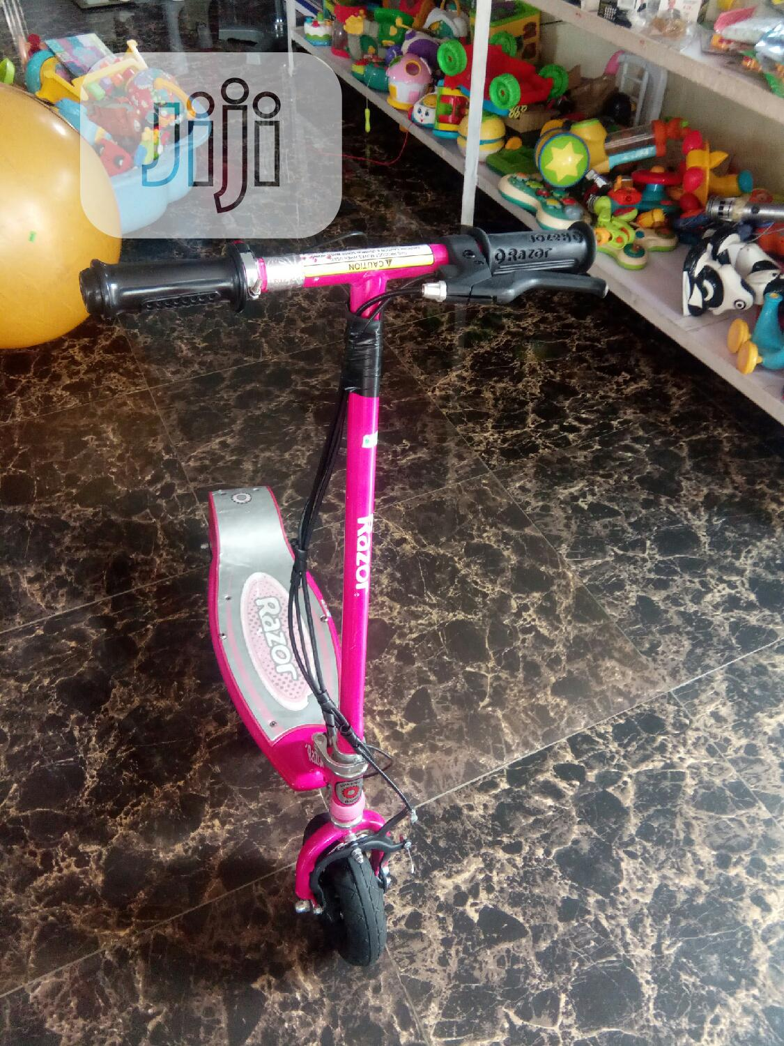 Tokunbo Electric Scooter | Toys for sale in Ikotun/Igando, Lagos State, Nigeria