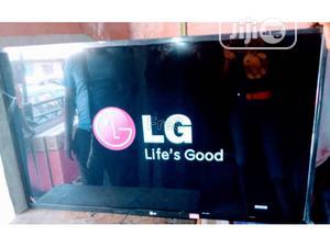 LG 55 Inch LED TV Brand New | TV & DVD Equipment for sale in Lagos State, Ikeja