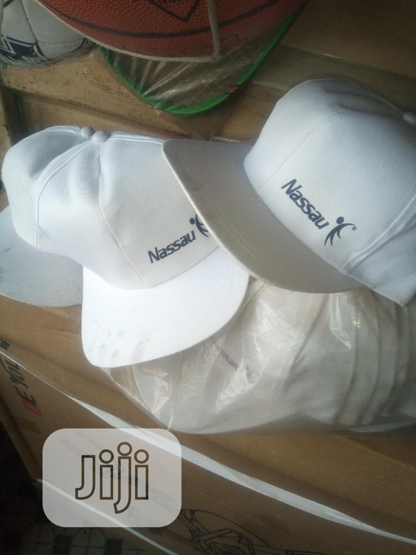 Archive: White Sport Cap